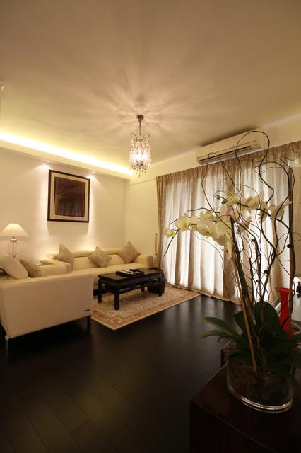 Yar Chee Villas traditional-family-room