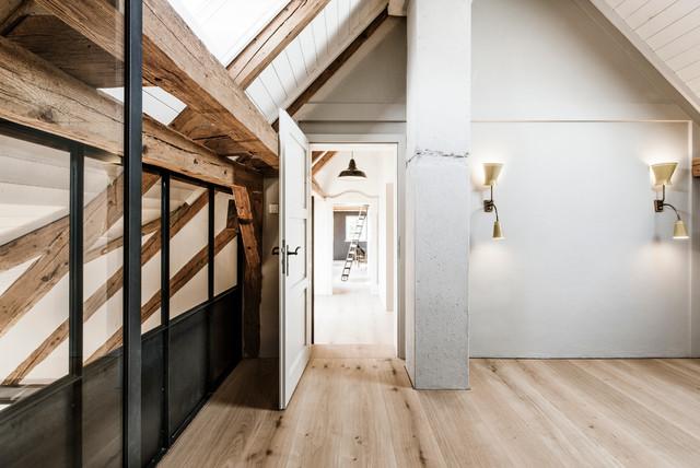 bauernhaus modernisierung bayern skandinavisch flur m nchen von buero philipp moeller. Black Bedroom Furniture Sets. Home Design Ideas