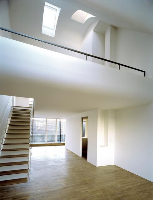 dachgeschossausbau agnesstra e. Black Bedroom Furniture Sets. Home Design Ideas