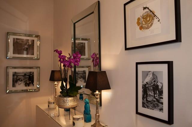 feng shui flur wohn design. Black Bedroom Furniture Sets. Home Design Ideas