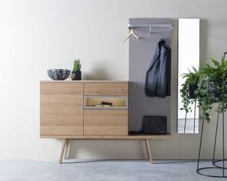 garderobe fox. Black Bedroom Furniture Sets. Home Design Ideas