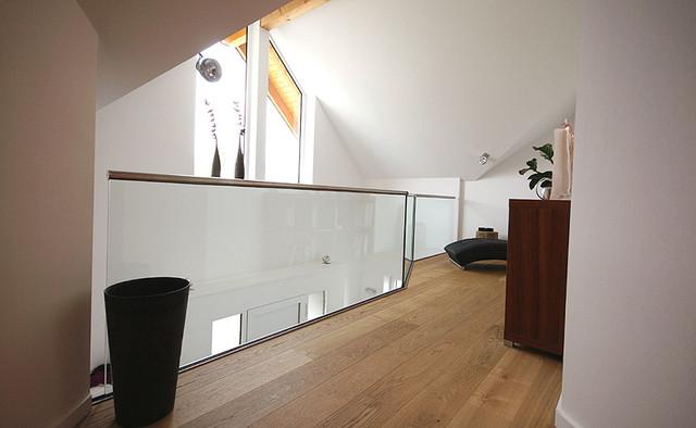 glasgel nder glasbr stungen nach ma modern flur d sseldorf von terporten gmbh. Black Bedroom Furniture Sets. Home Design Ideas
