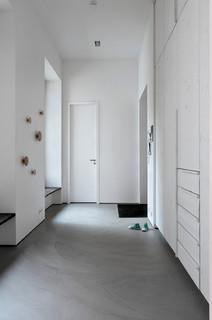 huus 12 skandinavisch flur hamburg von open ruum. Black Bedroom Furniture Sets. Home Design Ideas