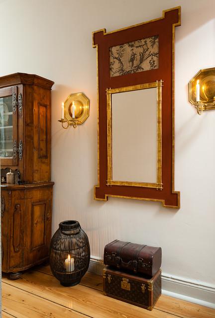 judith thiel atmosphere american craftsman flur. Black Bedroom Furniture Sets. Home Design Ideas