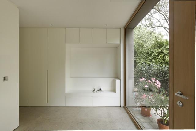 neubau privathaus. Black Bedroom Furniture Sets. Home Design Ideas