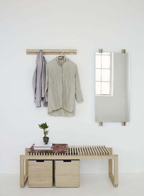 Sitzbank Aus Holz Skandinavisches Design Skandinavisch