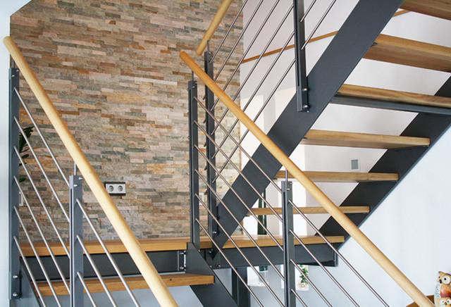 Treppe Modern Flur