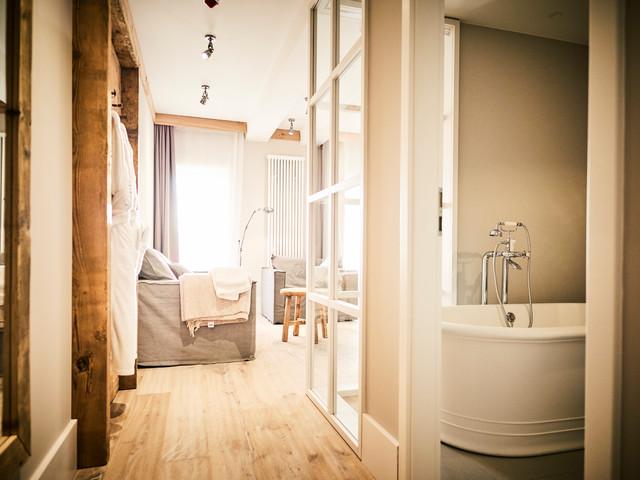 wohnen wie im urlaub das barefoot hotel von till schweiger flur von barefoot living. Black Bedroom Furniture Sets. Home Design Ideas