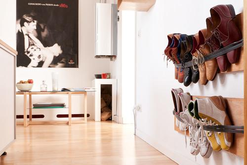 8 Schuhschrank Ideen Fur Kleine Flure