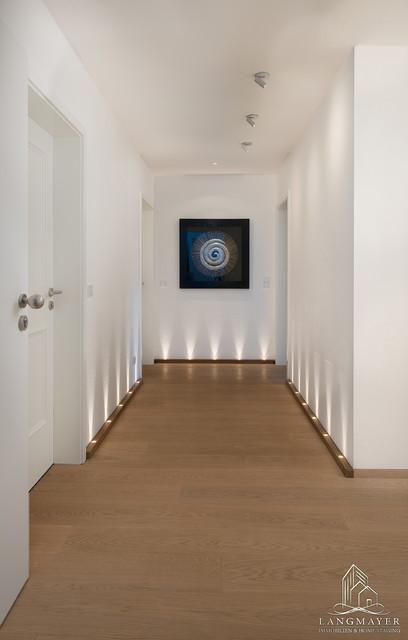 wohnung traunstein modern flur m nchen von. Black Bedroom Furniture Sets. Home Design Ideas