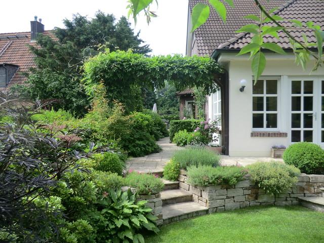 Cottage Garten Farmhouse Landscape Essen By Freiraumplus