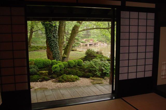 die gartenanlagen im zen kloster liebenau asiatisch garten hannover von japan garten kultur. Black Bedroom Furniture Sets. Home Design Ideas