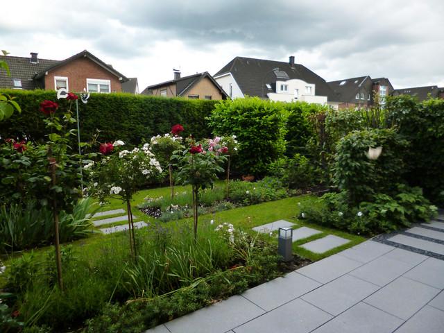 formaler reihenhausgarten modern garten - Formaler Reihenhausgarten