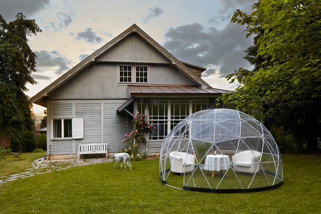 Garden Igloo   Mobiler Design Wintergarten Contemporary Garden