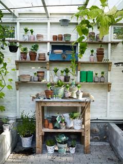 garten - landhausstil - garten - berlin - von chic24, Gartenarbeit ideen