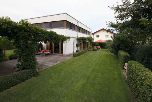 Garten in Mindelheim