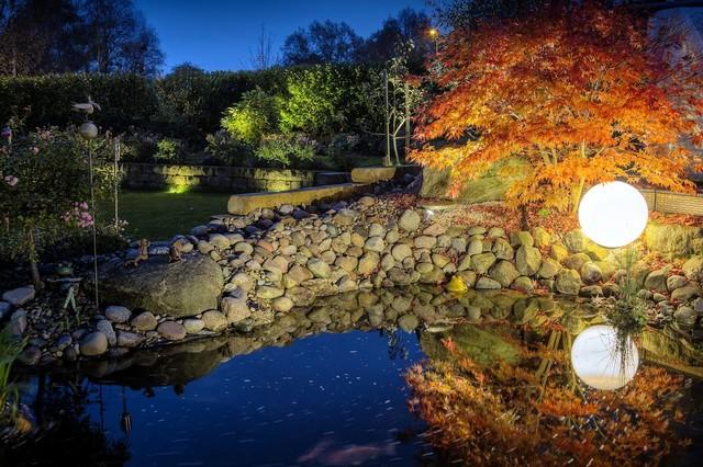 Gartenbeleuchtung Modern gartenbeleuchtung modern garten sonstige oswald gärten