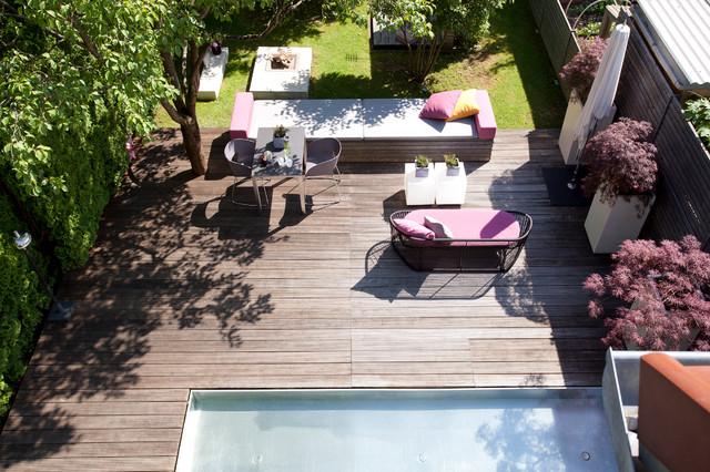 gartengestaltung kleiner garten modern – rekem, Garten Ideen
