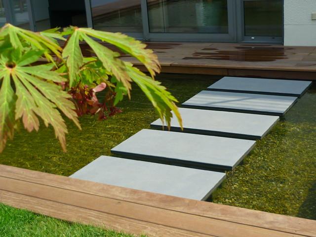 Trittsteine Garten großformatige trittsteine modern garten sonstige jörg