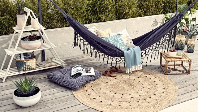 h ngematte banos garten berlin von urbanara. Black Bedroom Furniture Sets. Home Design Ideas