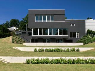 haus am hang ii_03 - contemporary - garden - stuttgart - by, Terrassen ideen