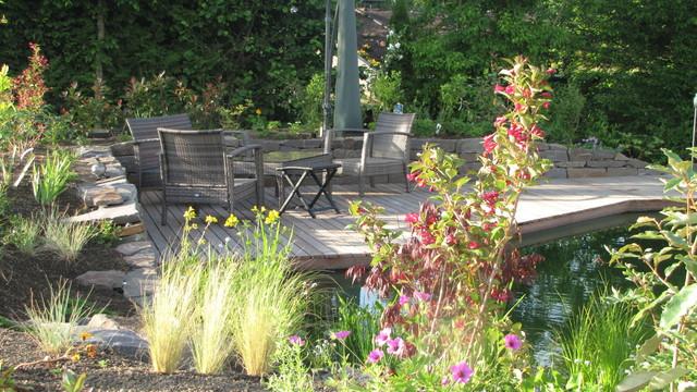 holz modern garten k ln von cr mer wollweber garten und landschaftsbau gmbh. Black Bedroom Furniture Sets. Home Design Ideas