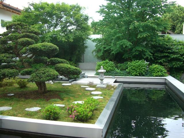 Japanischer Garten München japanischer gartenhof asiatisch garten münchen droll