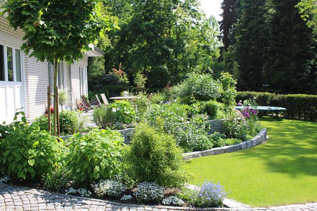 Extrem Landhaus - Landhausstil - Garten - Hamburg - von Garten Design LE17