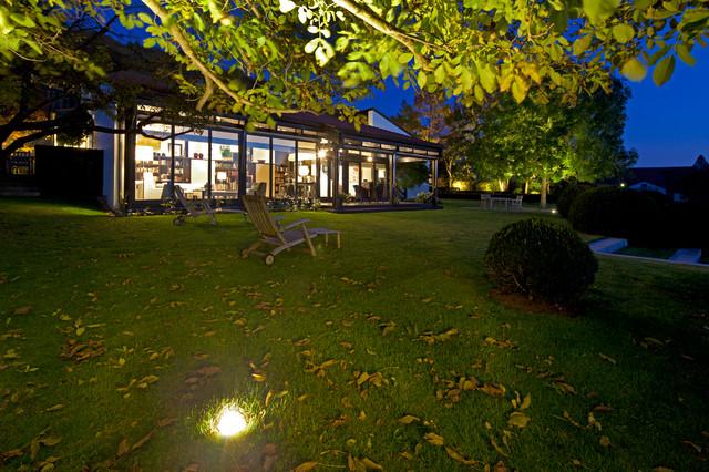 Lichtplanung Garten lichtplanung garten haus p außenanlage modern garten berlin