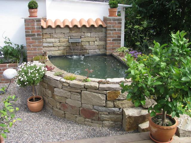 Mediterran romantisch mediterranean garden dortmund for Garten gestalten mediterran