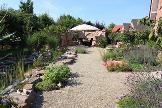 mediterraner garten - mediterranean - garden - other - by winfried, Garten und erstellen