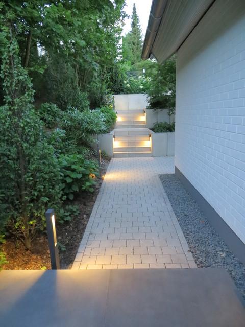 Fotos Moderner Garten : Moderner Hanggarten in Coburg moderngarten