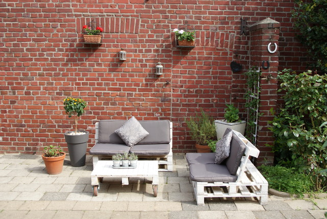 paletten gartenm bel garten k ln von wohnausstatter. Black Bedroom Furniture Sets. Home Design Ideas