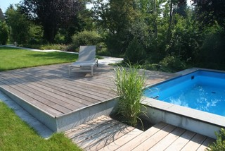 Pool garten for Garten pool intex