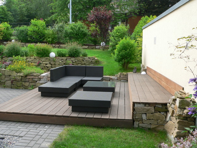 Reihenhausgarten - Modern - Garten - Dortmund - von IHR HAUSGÄRTNER