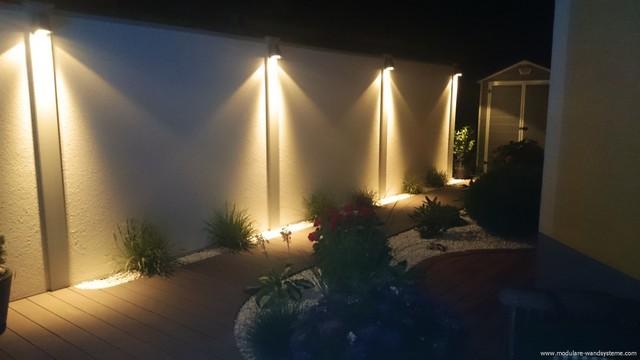 Sichtschutz und Lärmschutz - Modern - Garten - Sonstige - von ...