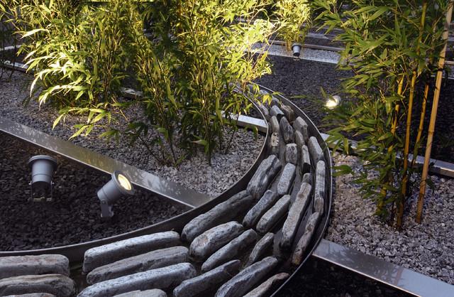 Gartenbeleuchtung Modern slv nautilus spike gartenbeleuchtung mit spießleuchten modern
