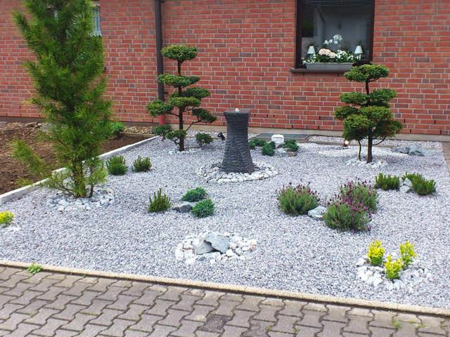 Moderner Garten In Dortmund