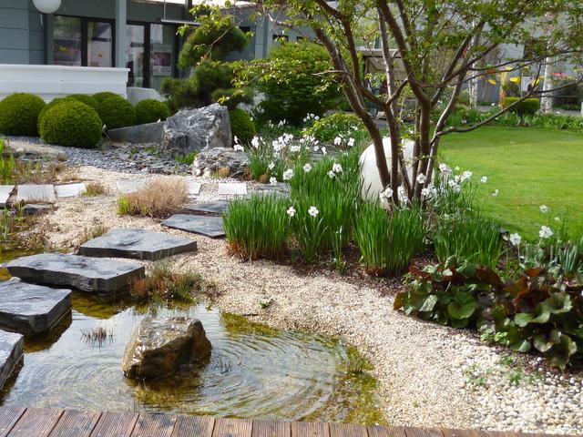 Garten und landschaftsbau mustergarten australien for Gartengestaltung 2000qm