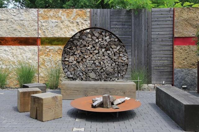 Unser Garten Eden (Mustergärten Auf 2000 Qm Fläche) Modern Garten