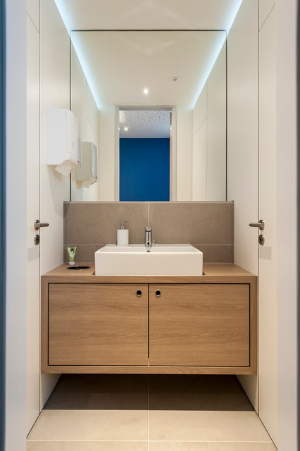 Designfunktion Nürnberg brand trust modern gästetoilette nürnberg designfunktion
