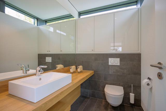Gäste WC - Modern - Gästetoilette - Sonstige - von Alexander ...