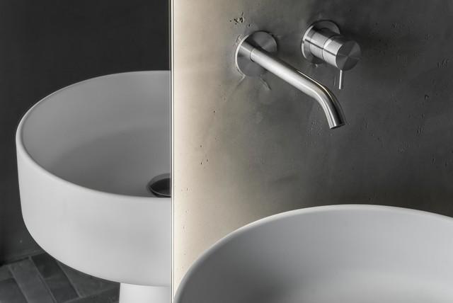 Gäste-WC - Armatur - Minimalistisch - Gästetoilette - Bonn ...