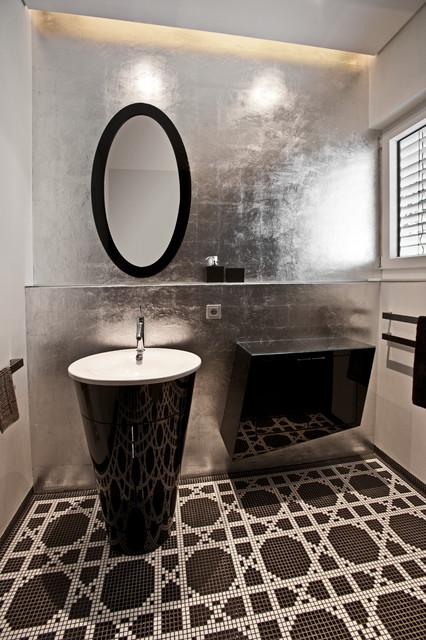 modern g stetoilette. Black Bedroom Furniture Sets. Home Design Ideas