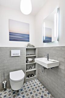 Gästetoilette & Gäste-WC: Ideen für Gästebad- und Gäste-WC ...