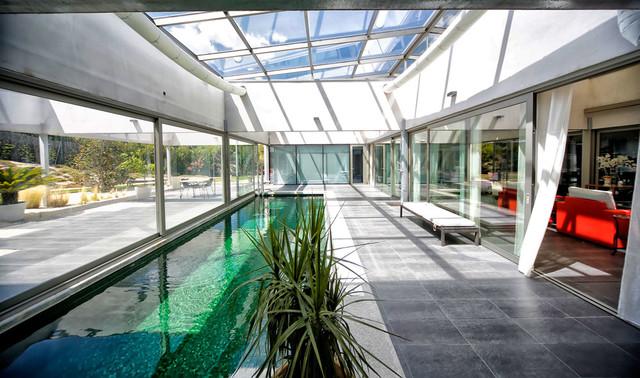 Porches Jardines Terrazas Piscinas Contemporary