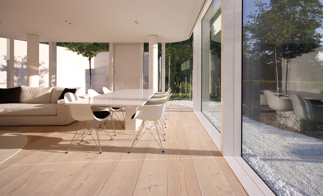 Dinesen douglas private residences for Most beautiful wood