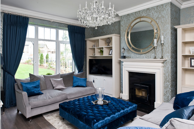 Lucan Living Room Traditional Family Amp Games Room