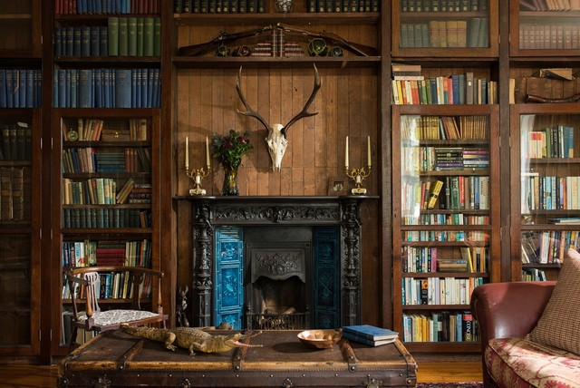 Rust Hall Home Renovation Rustic Family Games Room Belfast By Refound Onthesquare