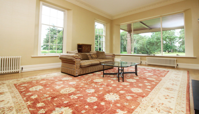 Country House Family Room Rug